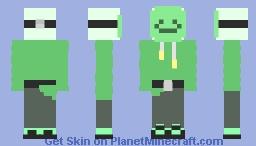 Smiley Boy Minecraft Skin