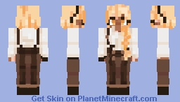 *~-Goggles and Gears-~* Minecraft Skin