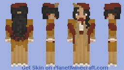 [LOTC] For Zuziee! Minecraft Skin