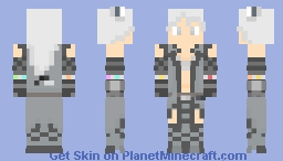 Rwby Oc request Minecraft Skin