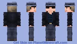 Erik Lehnsherr | X-Men Days of Future Past Minecraft Skin