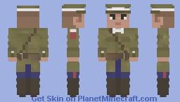 Polish Legionary Minecraft Skin