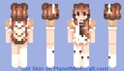 ❥𝐶𝑎𝑡𝑝𝑢𝑐𝑐𝑖𝑛𝑜 Minecraft Skin