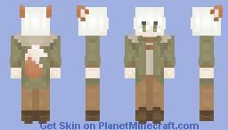 ➴ f o x ➴ Minecraft Skin