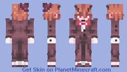 mr. jewel box ♡ oc Minecraft Skin