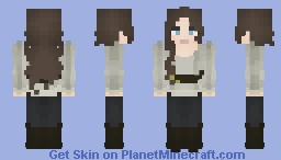 [LF/LOTC] Celene/Lucille's Traveling Clothes Minecraft Skin