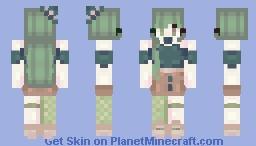 w i t c h e r y  || hue-shifting test Minecraft Skin