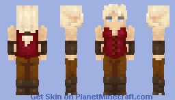 Who Says Elves Can't Be Ripped? - Pointy Ear Club Minecraft Skin