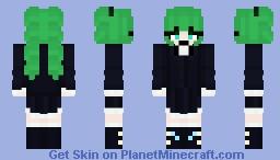 Dark Angel Minecraft Skin
