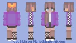 Retro Taxi Minecraft Skin