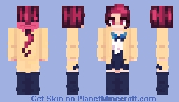 Setsuna Minecraft Skin