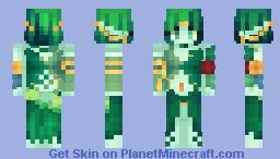 🍃 Leaves From the Vine 🍃 Minecraft Skin