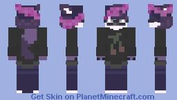 Mr. Flowers Minecraft Skin