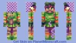 Botanical Gardens - CE Minecraft Skin