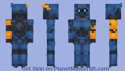 𝘾𝙃𝘼𝙋𝙋𝙞𝙀 Minecraft Skin