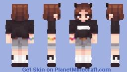ww Minecraft Skin