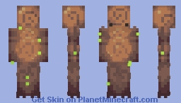 Giant Root Minecraft Skin