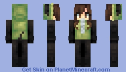 it's my birthday and idk what to do Minecraft Skin
