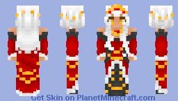 M'envoler vers toi (Arantine Empire, OC) Minecraft Skin