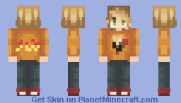 Moᥣᥣყ ღ    Skin for my roomie! Minecraft Skin