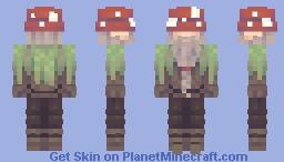 Gᴀʀᴅɴᴇʀ ᴛʜᴇ Gɴᴏᴍᴇ // CE Minecraft Skin