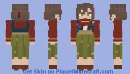 [✔] 𝓖𝓻𝓮𝓮𝓷 𝓪𝓷𝓭 𝓫𝓵𝓾𝓮 Minecraft Skin