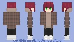 Mao Isara (Ensemble Stars) | Casual Minecraft Skin