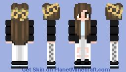 🌻Sunflower Girl🌻 Minecraft Skin