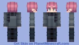 Nosaka Yuuma - Inazuma Eleven / Request Minecraft Skin