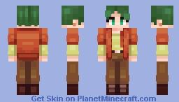 🌻Breeze🌻 Minecraft Skin