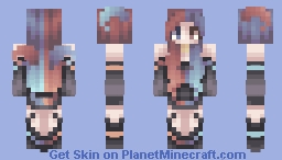 commission from marma Minecraft Skin