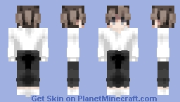 GothicRP-Personal skin- DO NOT USE ON SRP Minecraft Skin