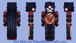 Sparrow | Tim Drake Minecraft Skin