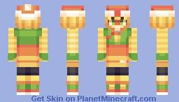 Min Min - ARMS /Request Minecraft Skin