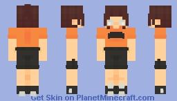 Yuhyeon | FLORPUS Minecraft Skin