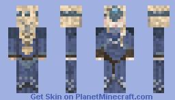Firekeeper Minecraft Skin