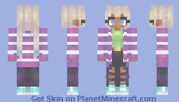 Productivity | Collab Minecraft Skin