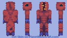 Sea Monster Minecraft Skin