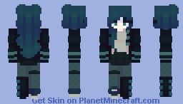 im lonely lol Minecraft Skin