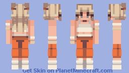 Baddie Minecraft Skin