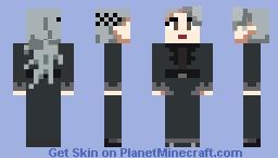 Sae Niijima | Persona 5 Minecraft Skin