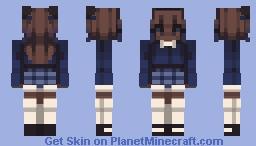 Bluebird Minecraft Skin