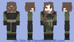 [LOTC] Avatar Inspired Minecraft Skin