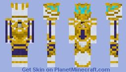 The Arbiter | World of Warcraft: Shadowlands Minecraft Skin