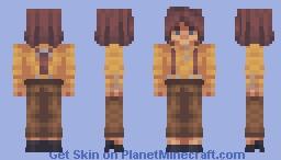 ៚Vintage ೃ࿔↷ Minecraft Skin