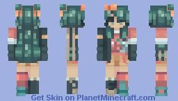 Spin Minecraft Skin