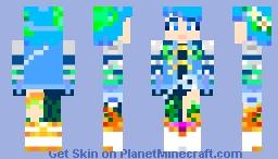 Eleonora Yumizuru (Carnage Form) Minecraft Skin