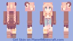 Unbearable Minecraft Skin