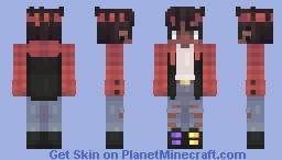 youth // oc Minecraft Skin