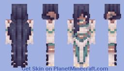 ♡ queen of the land ♡ alt ♡ Minecraft Skin